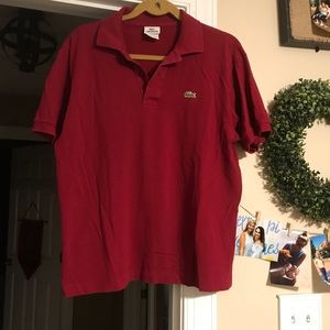 Lacoste Collared Tee